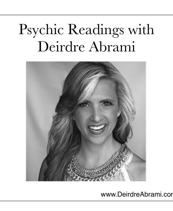 PSYCHIC READINGS WITH DEIRDRE @ Palm Beach Gardens, FL