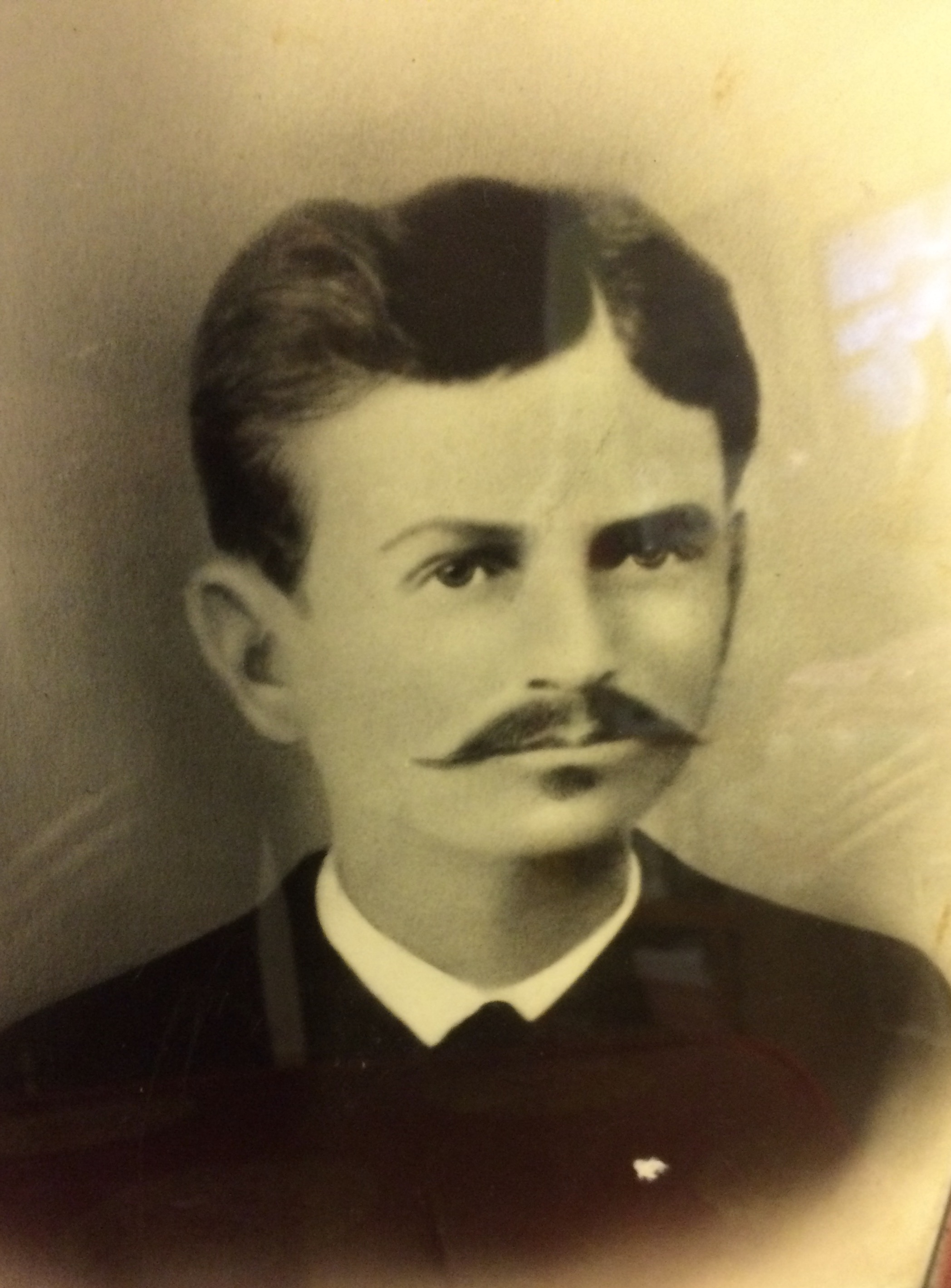 Louis Caballer, Great Great Grandfather